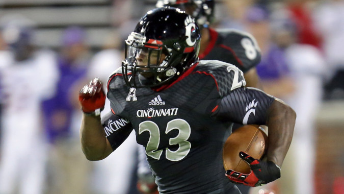 NCAA FOOTBALL: SEP 14 Northwestern State at Cincinnati