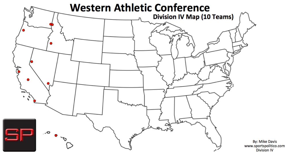 SP #10 USA Map WAC