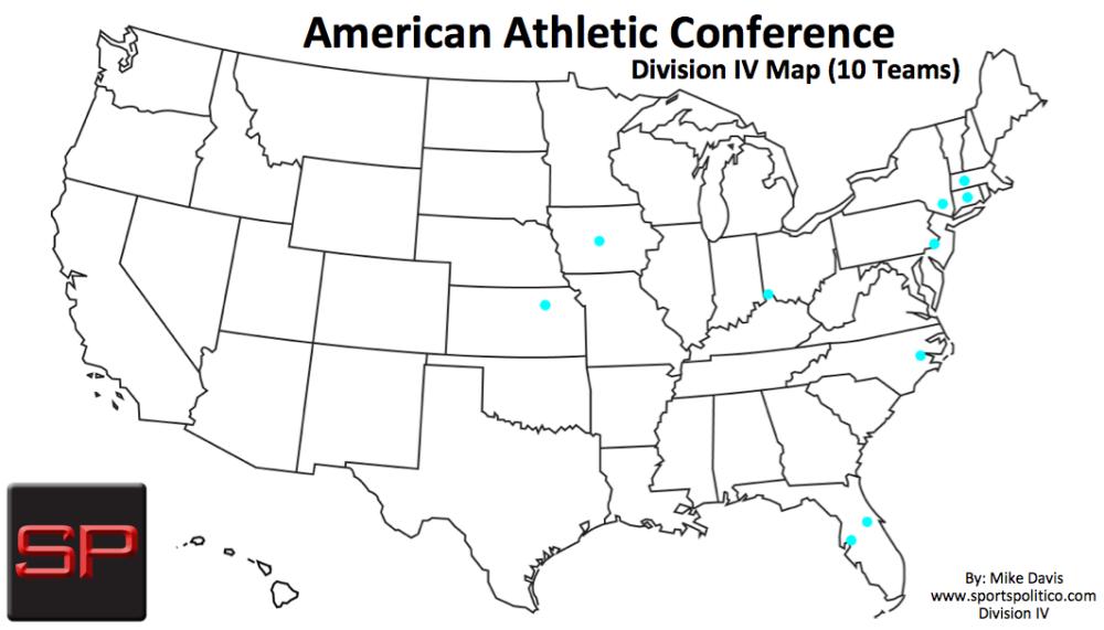 SP #7 USA Map AAC