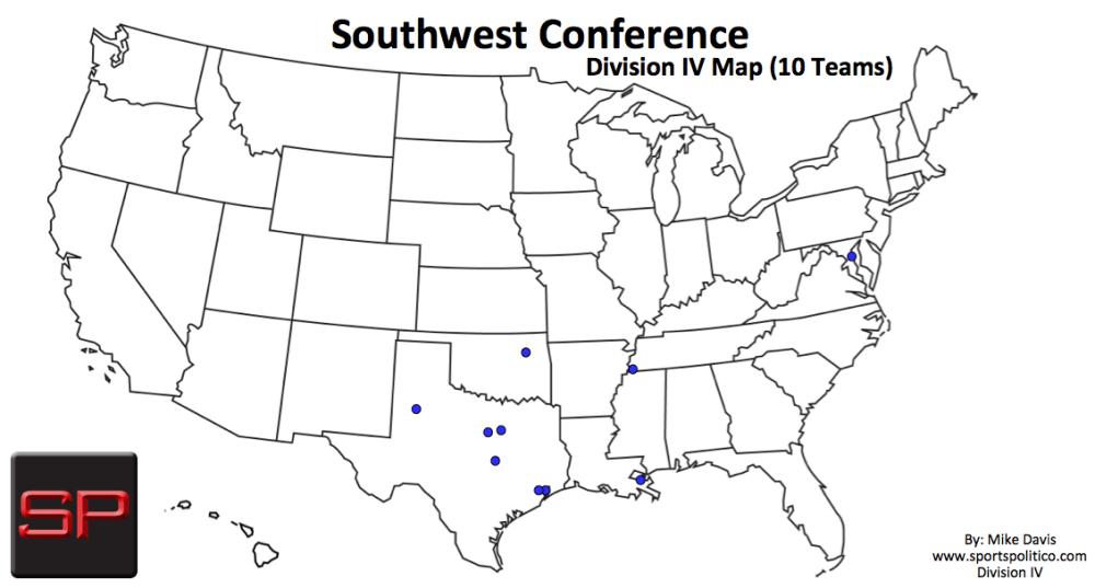 SP #9 USA Map SWC