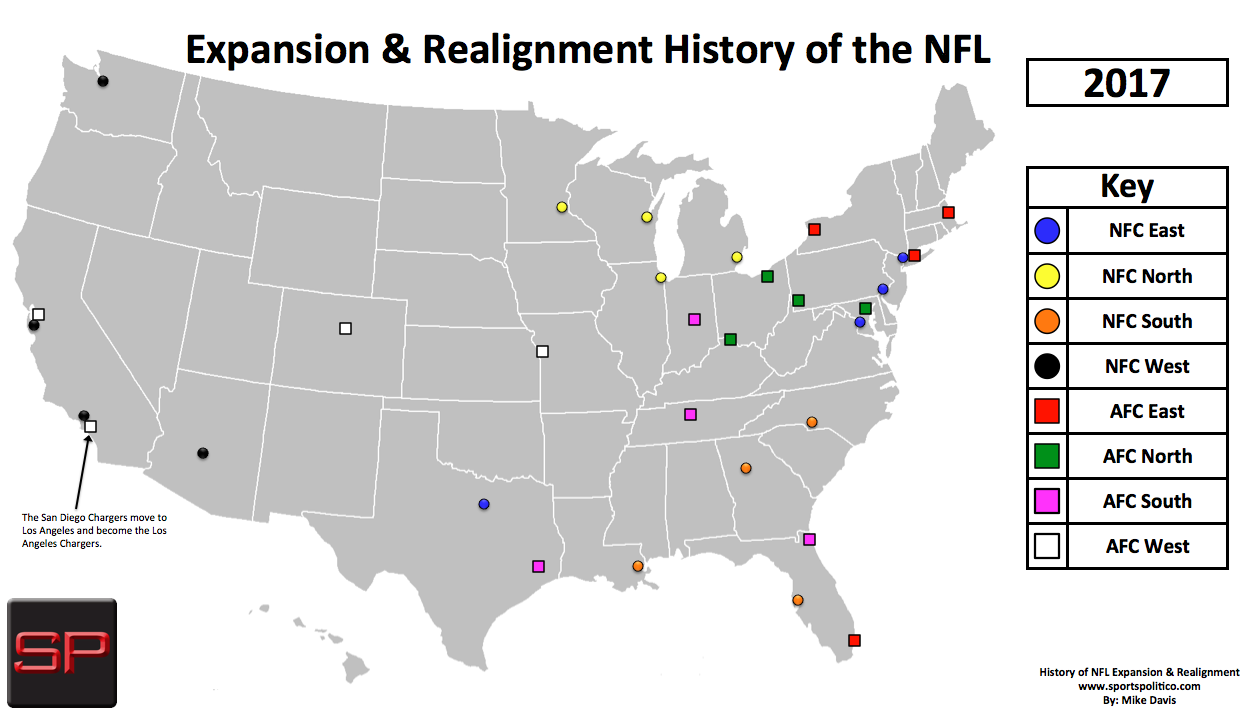 Nfl Expansion