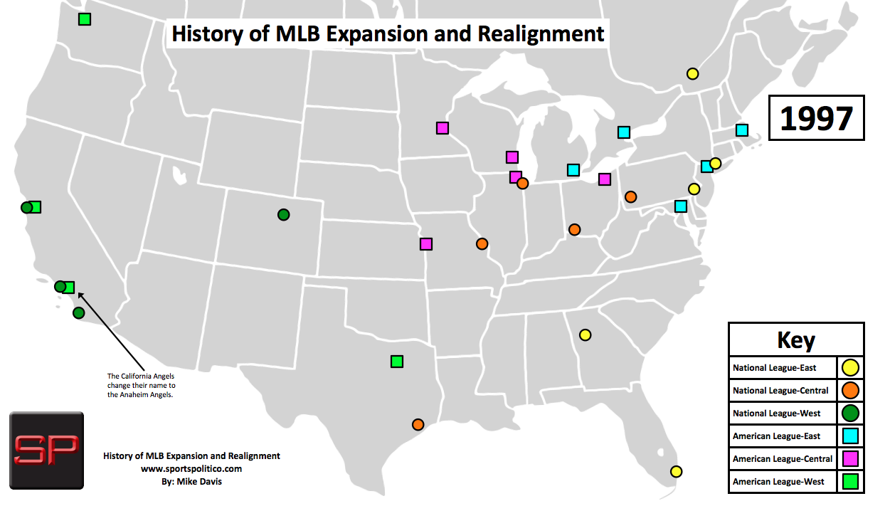 expansion and development of the major league baseball since the 1960s Latin americans in major league baseball through the first years of the 21st century: major league baseball, as the combined national and american leagues in the united states are now called, faces new challenges—both external and internal—with the increase of baseball's international appeal.